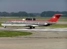 N8934E, Detroit Metro Intl Airport, Juli 2005