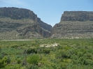 Rio Grande - Santa Elena Canyon (Big Bend Nationalpark) - Sommer 2009