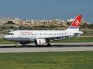 9H-AEM, Malta Luqa Airport, Oktober 2009