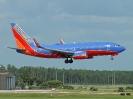 N923WN, Orlando Intl Airport, Juli 2014
