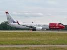 LN-NOU, London Gatwick Airport, August 2010