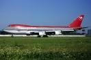 N635US, Amsterdam Schiphol Airport, Mai 2001