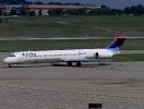 N963DL, Cincinnati Intl Airport, Juli 2005