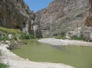 Rio Grande - Boquillas Canyon (Big Bend Nationalpark) - Sommer 2009