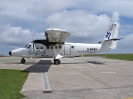 G-BIHO, St. Mary's Airport, Scilly Islands, Juli 2010
