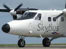 G-CEWM, St. Mary's Airport, Scilly Islands, Juli 2010